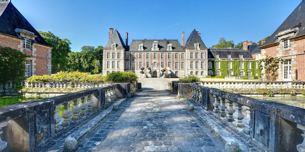 Ferme d'Orsonville - Château de Courances