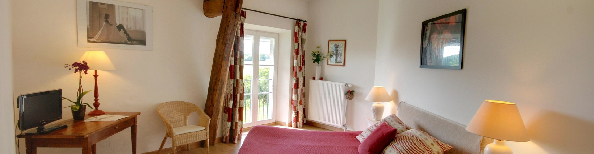 Ferme d'Orsonville - Bed and Breakfast - Patchwork