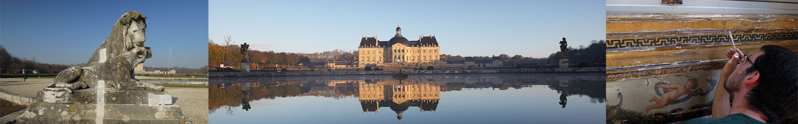 Ferme d'Orsonville - Vaux Le Viconte